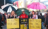 New Yorkers Support Hong Kong's Push for Universal Suffrage