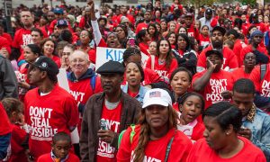 Charter Schools Stage Rally for Great Schools