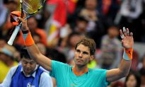 Nadal Doesn't Feel the Ball but Enters China Open Quarterfinals