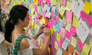 Hong Kong Protesters Risk All Hoping for Democracy
