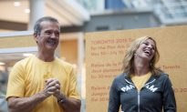 Pan Am Games Torch Relay Will Cross Canada, Hit 130 Ont. Communities