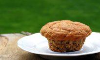 Healthy Honey- Bran Muffins (Recipe)