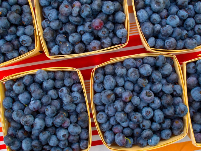 Blueberries: One of Nature's Best Food