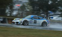 TUSC Petit Le Mans Morning Practice Rained Out