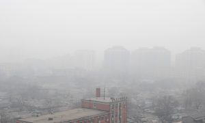 Air Pollution in China Prime Culprit for Climate Change Woes?