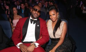 LeBron James Wife Savannah Brinson Says She's 'Lucky' to be Married to Cavs Star