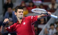 Djokovic, Sharapova Unbeatable at China Open 2014