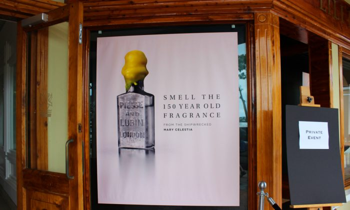 The Bermuda Perfumery shop in Bermuda. (Image courtesy of The Bermuda Perfumery)