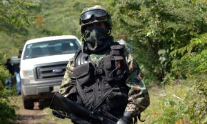 Mass Grave Found as Mexico Probes Town's Violence