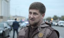 Chechnya Suicide Bomber Kills 5 Police, Wounds 12