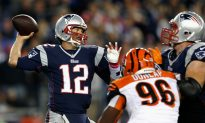 Brady, Patriots Back on Track After Demolishing Bengals