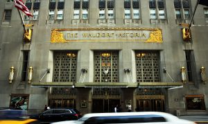 Hilton Sells Waldorf Astoria to Chinese Firm for $1.95 Billion