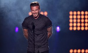 David Beckham Launched His Own Whiskey Brand