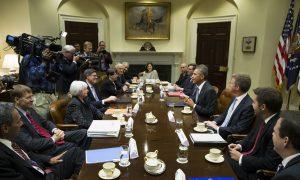 US Federal Budget Deficit Falls to $486B