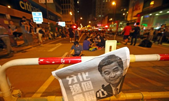 Hong Kong Leader's Plan to Stifle Protests Backfired