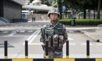 Beijing Meeting Considers Imposing Martial Law on Hong Kong