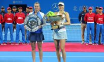 Beijing, Capital of the Asian Tennis Swing Tour 2014