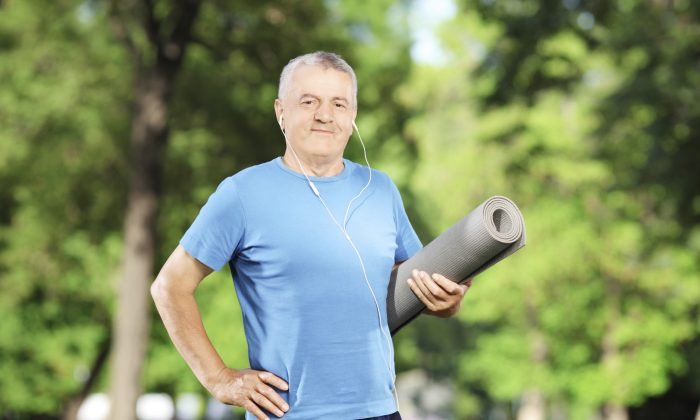 Exercise has many health benefits, whether you are receiving hormone treatment or not. (Ljupco/iStock/Thinkstock)
