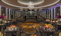 Atop 30 Rockefeller Plaza, Rainbow Room Reopens