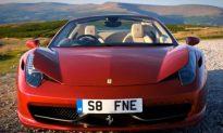 Video: Ferrari's 458 Spider a Stunning Piece of Engineering