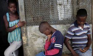 Liberian Children Orphaned, Ostracized by Ebola