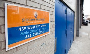 NYC Charter School Network Success Academy Expands in All the Wrong Places