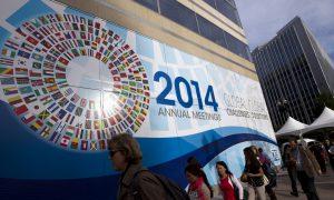 Global Economy Under Threat