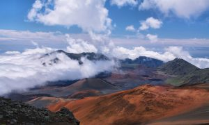 Drive Up a Volcano in Maui, Hawaii (Video)