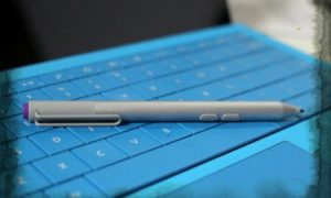 You Will Soon Be Able to Adjust the Pen Sensitivity of the Surface Pro 3