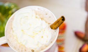 Spiced Pumpkin Latte - Healthy and Perfect for the Season
