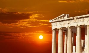Athens 101 — 5 Must-See Sites