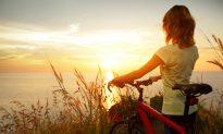 Biking in Hungary