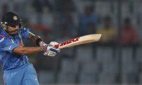 Virat Kohli Hits Ton, Gets Back at Mitchell Johnson