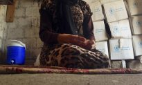 Iraqi Yazidi Girl Tells of Captivity in IS Group