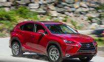 2015 Lexus NX Compact Luxury Utility Turbo or Hybrid