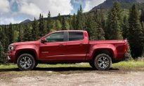 Chevy Colorado Offers Capability, Luxury in a Small Wrapper