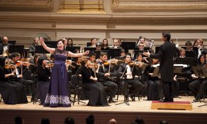 Artists Uplifted, Inspired by Shen Yun Symphony Orchestra