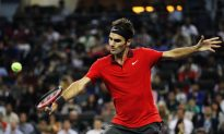 Federer Wins the Shanghai Masters