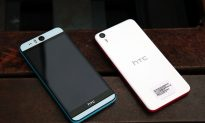 Love Selfies? HTC Desire Eye Is Just What You Need (Video)