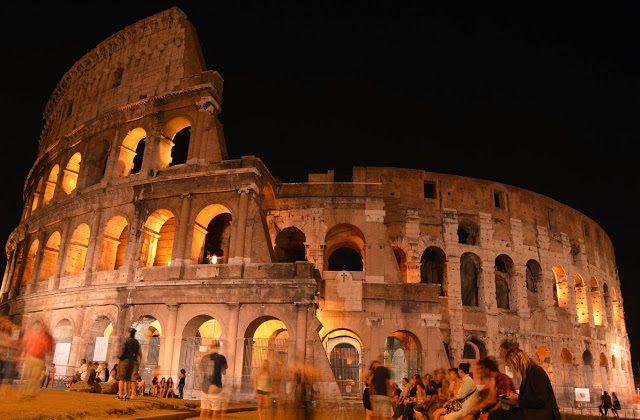 Rome (Tomasz Lisowski, Adventurous Travels)