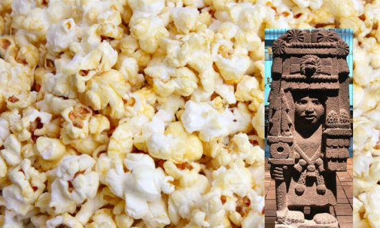 80,000-Year-Old Celtic Popcorn Recipe