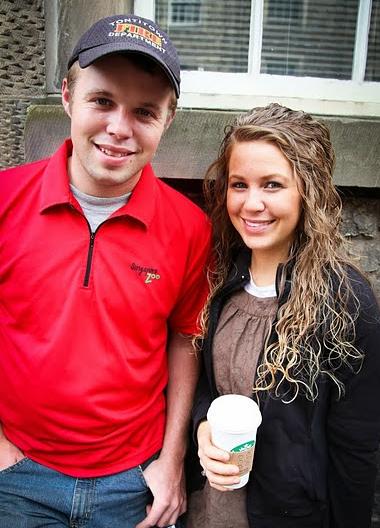 John-David and Jana in a 2011 picture. (Duggar Family)