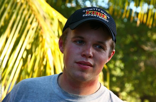 John-David Duggar in a 2013 file photo. (Duggar Family Blog)