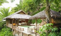 Top 5 Most Glamorous Eco Hotels