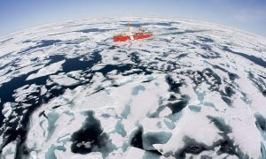 Environmental Rules for High Arctic Seas Considered in Vote