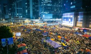 Prelude to Umbrella Movement: Key Events Leading up to Hong Kong Protest