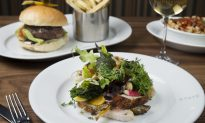 STATE Grill and Bar Now Serving Lunch