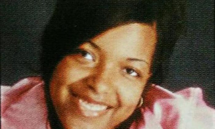 Amber Vinson, the second person to contract Ebola in the United States.