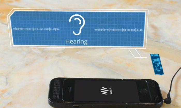 Amp iPhone Case (Screenshot Youtube/Amp Audio)