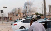 Egypt's Warplanes Bomb Libyan Militias